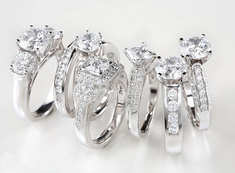 Best diamond wedding rings
