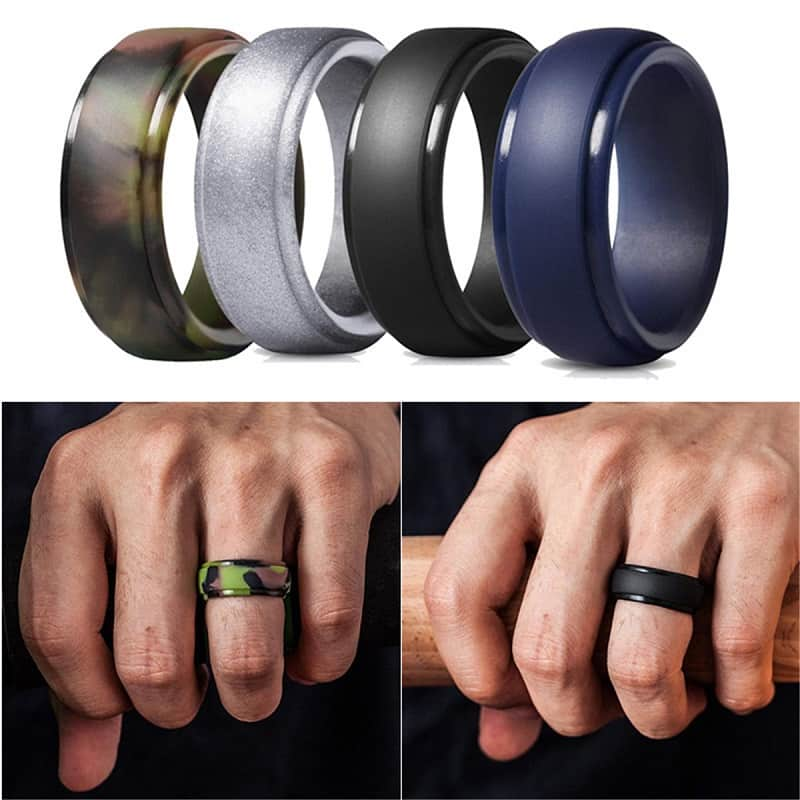 Best silicone wedding ring