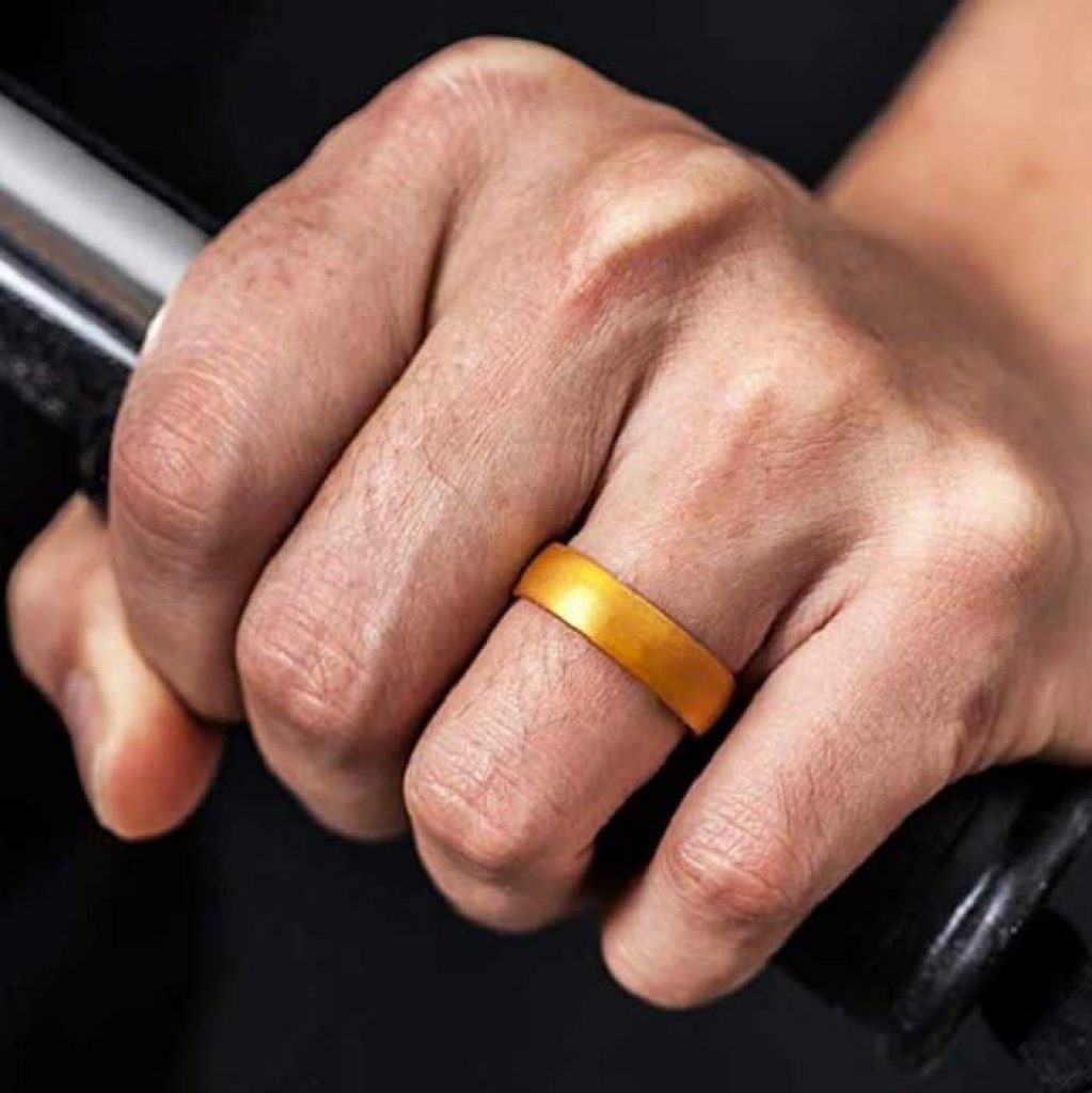nylon wedding band