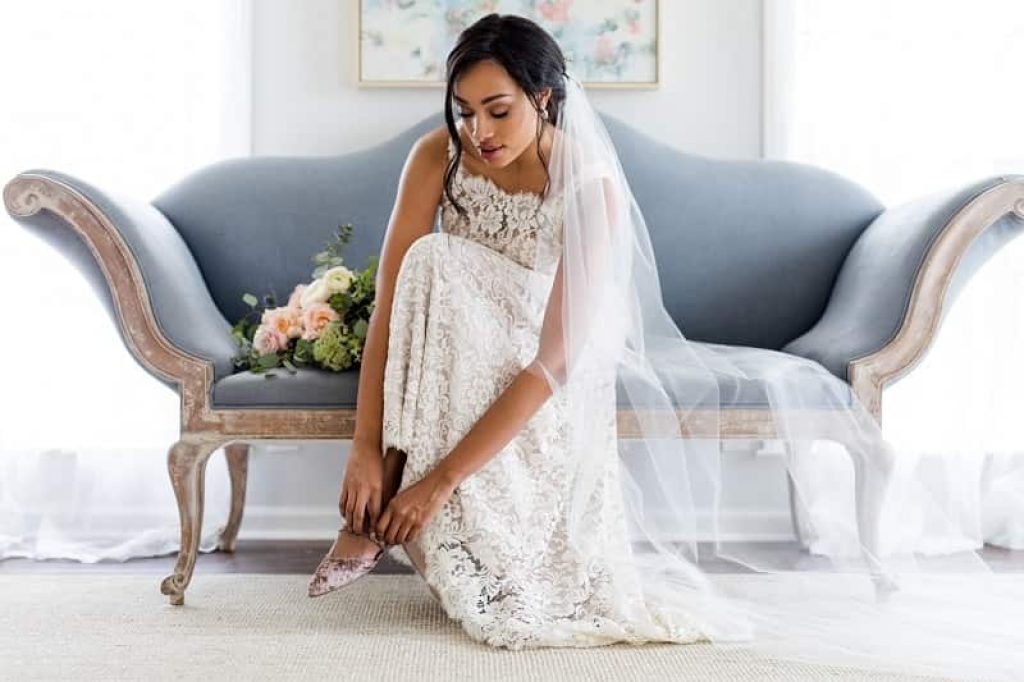 affordable wedding veils