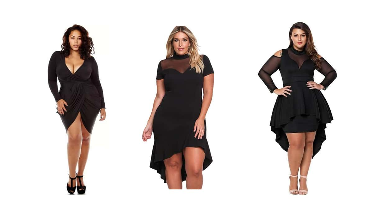 Best Plus Size Party Dresses