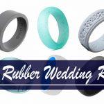 best rubber wedding rings