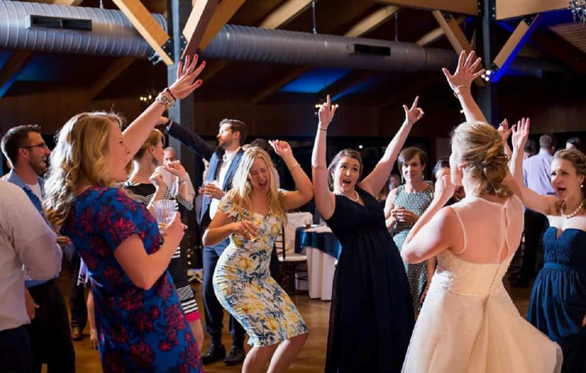 best wedding reception songs