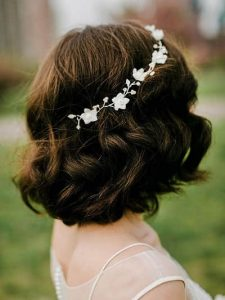short hear headpieces