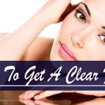 How to get a clear face without pimples