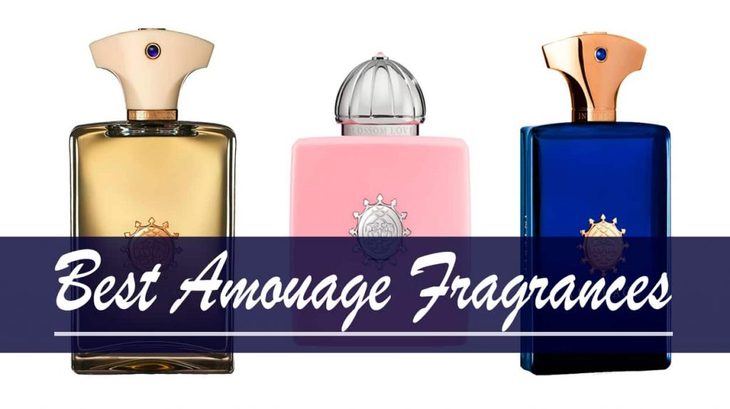 Best Amouage Fragrances