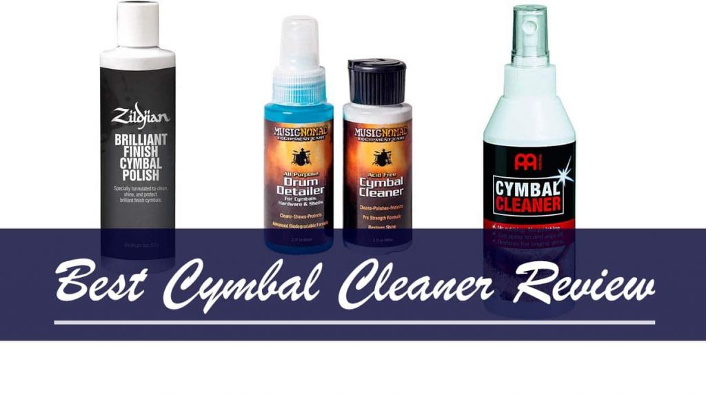 Best Cymbal Cleaner Review