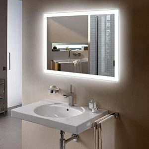 Difference Between Backlit And Lighted Mirrors
