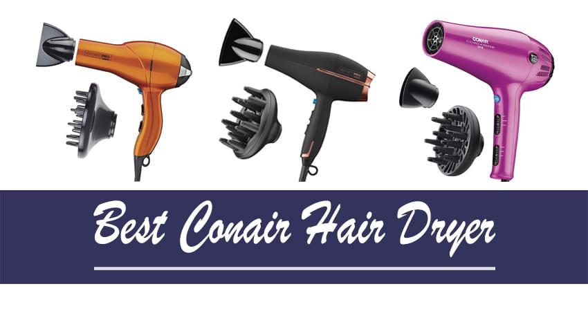 Best Conair Hair Dryer