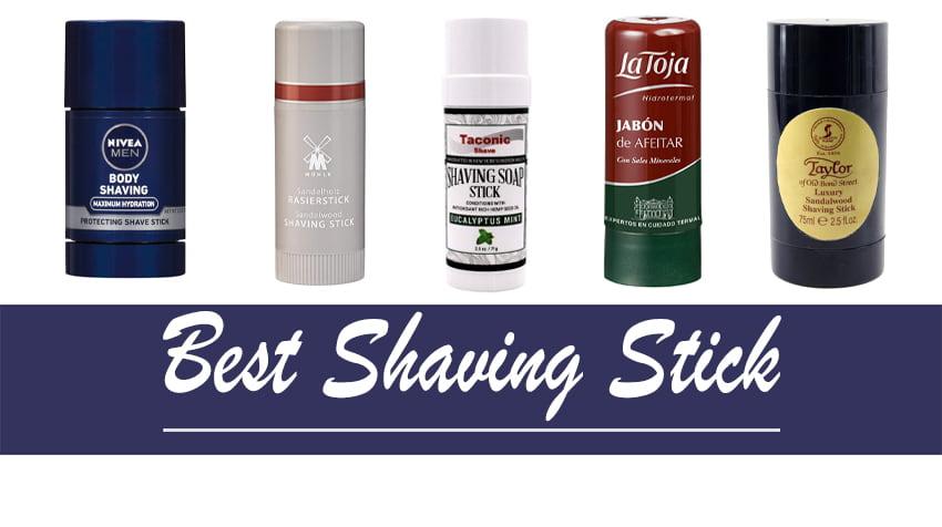 Best Shaving Stick