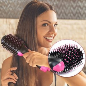 How to Use One Step Hair Dryer