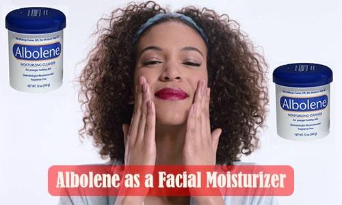 albolene moisturizing cleanser