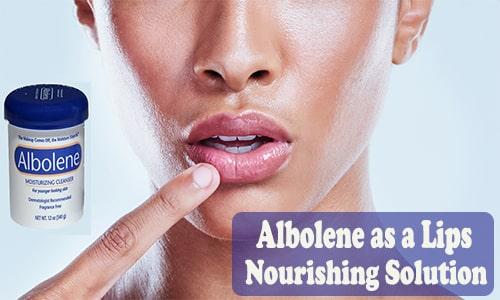 albolene moisturizing cleanser uses