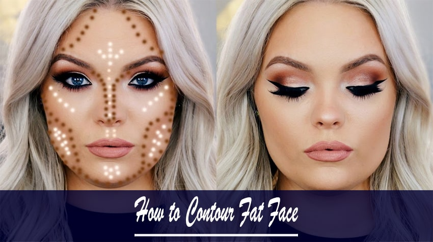 contour for round chubby face