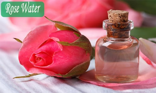 rosewater for face