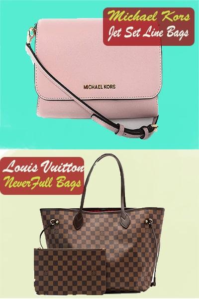 Michael Kors vs Louis Vuitton