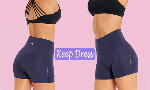 How to Keep Dress from Riding up