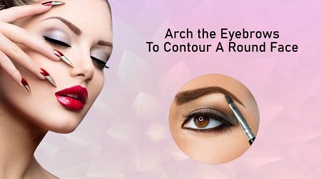 How To Contour A Round Face To Make It Look Thinner