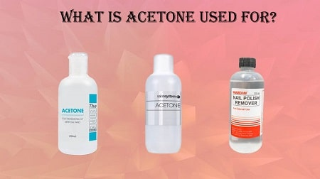 uses of acetone
